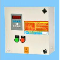 Buy cheap 10 HP Single Pump DOL Two Tank Control Panel from wholesalers