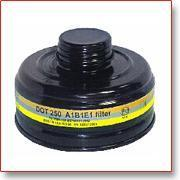 Buy cheap DOT 250 A1B1E1 GAS FILTER from wholesalers