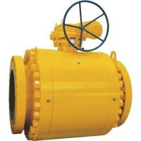 Buy cheap Ball Valve Three Stage Forging API Ball Valve from wholesalers