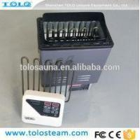 China 4.5kw Electric Sauna Heater Saunas Stove Electric Heater With Control Panel wholesale