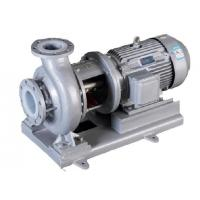 Buy cheap chemical lining fluorine plastic acid pump from wholesalers