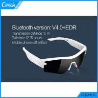 Bluetooth 4.0 Stereo Polarized Sunglasses With MIC And Earphone