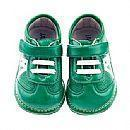 China MSA255Jack and Lily My Shoes Star Trainer Green wholesale