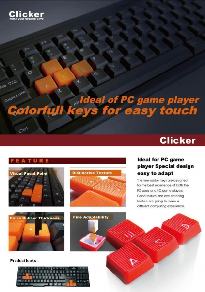 China SOLMATE USB KEYBOARD AND MOUSE