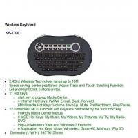 Quality SOLMATE WIRELESS MINI KEYBOARD for sale
