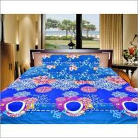China Polycotton Flower Design Bed Sheet wholesale