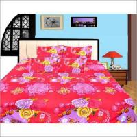 China Floral Bed Sheet wholesale