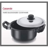 Buy cheap Aluminum Hard Anodized Casseroles Anodized Cookware from wholesalers