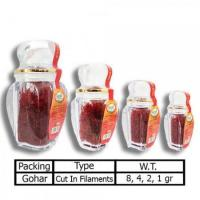 Buy cheap Saffron Cut In Filament\ Packing Type: Gohar from wholesalers