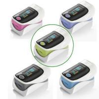 China Digital Finger Oximeter With OLED Pulse Oximeter Display on sale