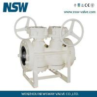 China Double Block And Bleed Plug Valve on sale
