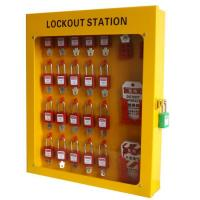 20padlocks station with door (with accessory)