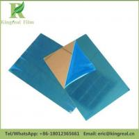Buy cheap Self Adhesive Film Stainless Steel PE Static Film from wholesalers