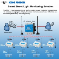 Buy cheap Cellular Lora Gateway (GPRS/3G/4G/Ethernet+Lora) from wholesalers