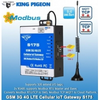 Buy cheap GSM 3G 4G Modbus TCP to MQTT IoT Gateway (1TH,USB,2 RS485,320 Extend I/O tags) from wholesalers