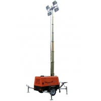 China Trolley mobile light tower wholesale