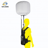 China Backpcking balloon light tower wholesale