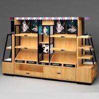 China Custom wood lingerie store display furniture lingerie cosmetic shop design wholesale