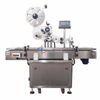 Buy cheap Automatic Vertical Plane Self-Adhesive Labeling Machine from wholesalers