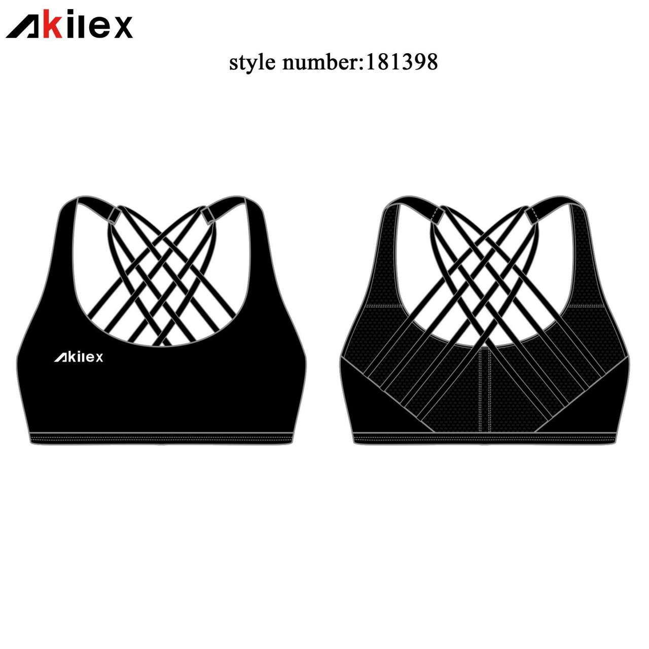 China Sport bra wholesale