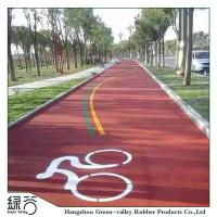 China Playground rubber flooring series Playground Wet-pour Rubber Floor wholesale