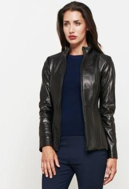 Quality LEATHER JACKET Art No:JT-202 for sale