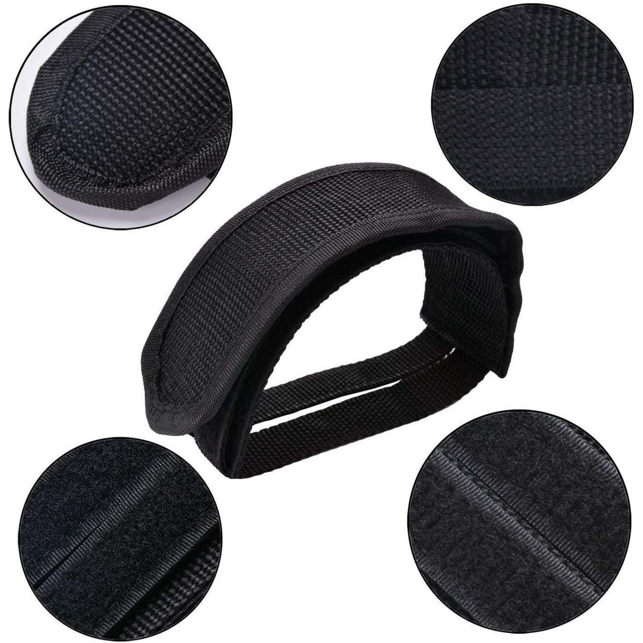 Buy cheap Cycling Fixed Gear Hook Loop Bike Toe Clips With Oem Foot Straps For Bike Pedals from wholesalers