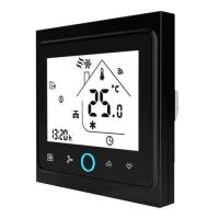 China BAC-002 Two/Four Pipe Fan Coil Thermostat with WiFi on sale