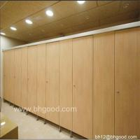 Buy cheap good quality HPL toilet cubicle partition from wholesalers
