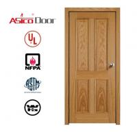Buy cheap 20 Minutes Fire Rated Wood Door from wholesalers