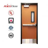 Buy cheap Steel Fire Door with Hardware from wholesalers