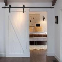 Buy cheap White Barn Door from wholesalers