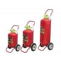 Buy cheap Trolley fire extinguisher Extinguisher from wholesalers