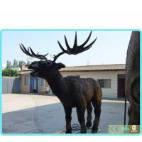 Buy cheap Animatronic animal Realistic goat from wholesalers