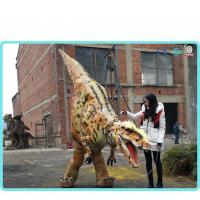 Buy cheap Dinosaur suit hidden legs Adult Walking Dinosaur Costume for funny from wholesalers