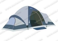 China Camping Sets Mountainer Dome Tent