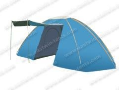 China Camping Sets Lux Family Dome