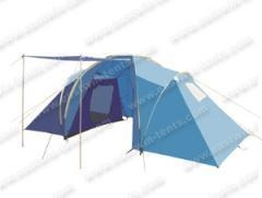 China Dome Family Tent