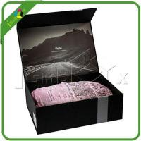 China Cardboard Boxes Custom Made Decorative Cardboard Storage Box with Lid on sale